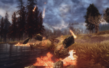 Foray in the swamp of Morthal 07