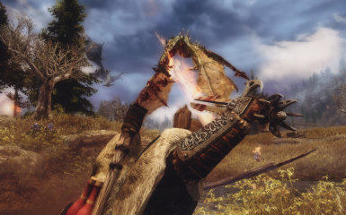 Foray in the swamp of Morthal 08