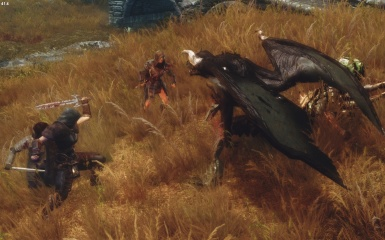 Demons enter on the fight for Tamriel's control - set