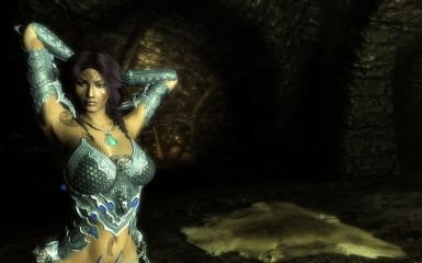 Beautiful matures of skyrim 10