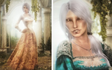 Noble Dress Retextures - by ShinglesCat - PREVIEW