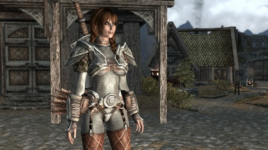Sleek Steel Replacer and Stand-Alone Armors for UNP-UNPB-CBBE by ReflexShooter