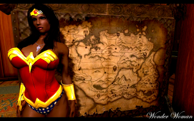 Wonder weathergirl