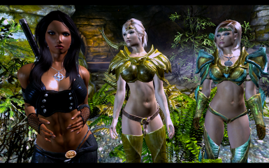 Babes of skyrim 3