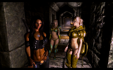 Babes of skyrim 4