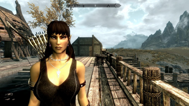 Tilaria Valindor my High Elf