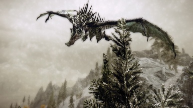 The Frost Dragon Battle 1