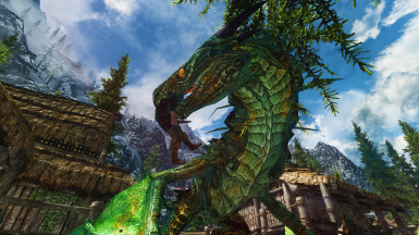 Wyvern from Deadly Dragons