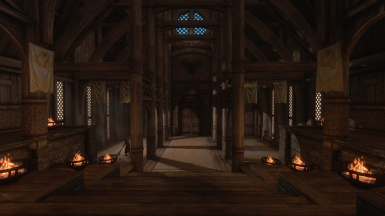 Dragonsreach entrance hall