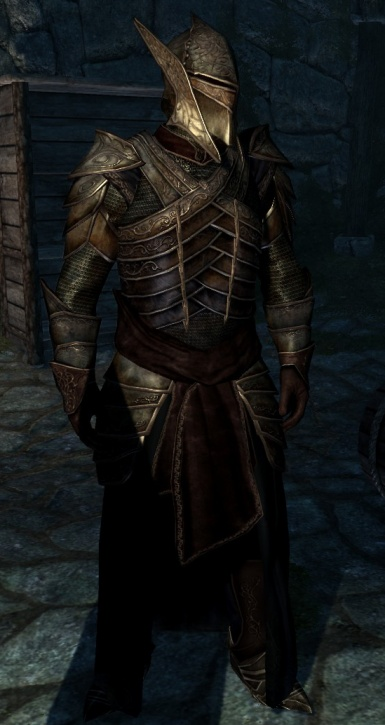 Noldor Content Pack by Maty743 - My personafied helmet