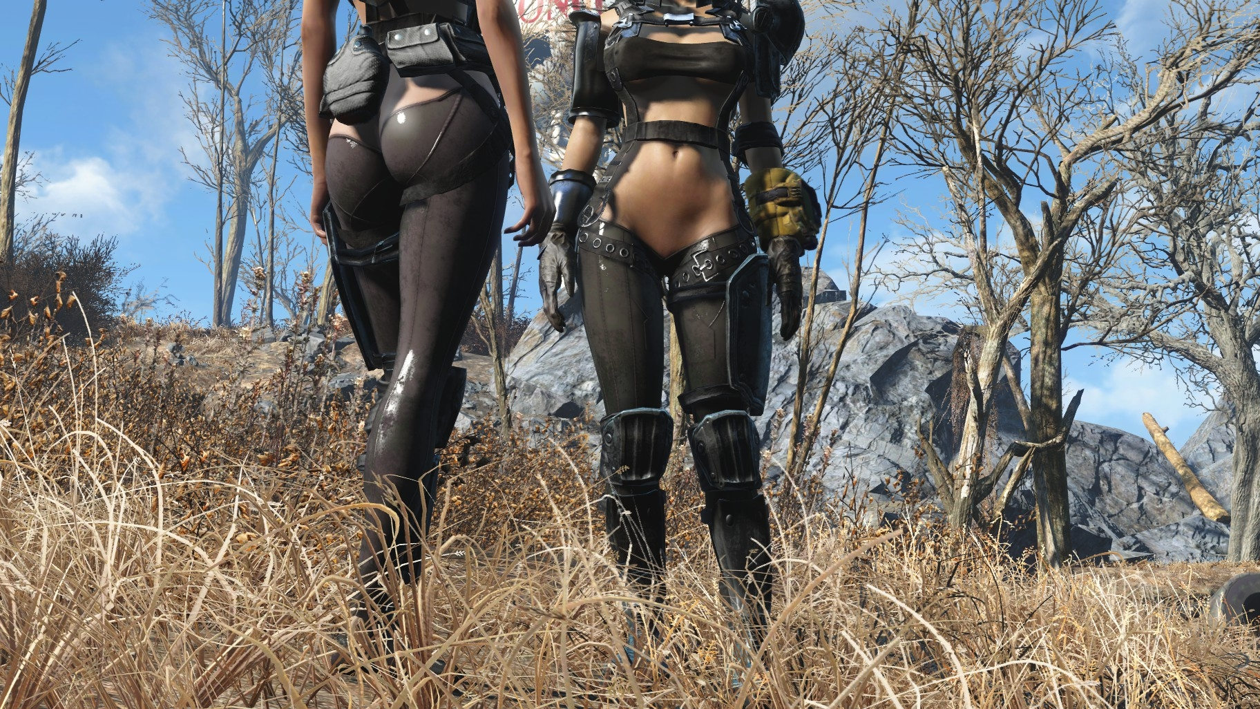 All about Bodyslide And Outfit Studio At Fallout 4 Nexus