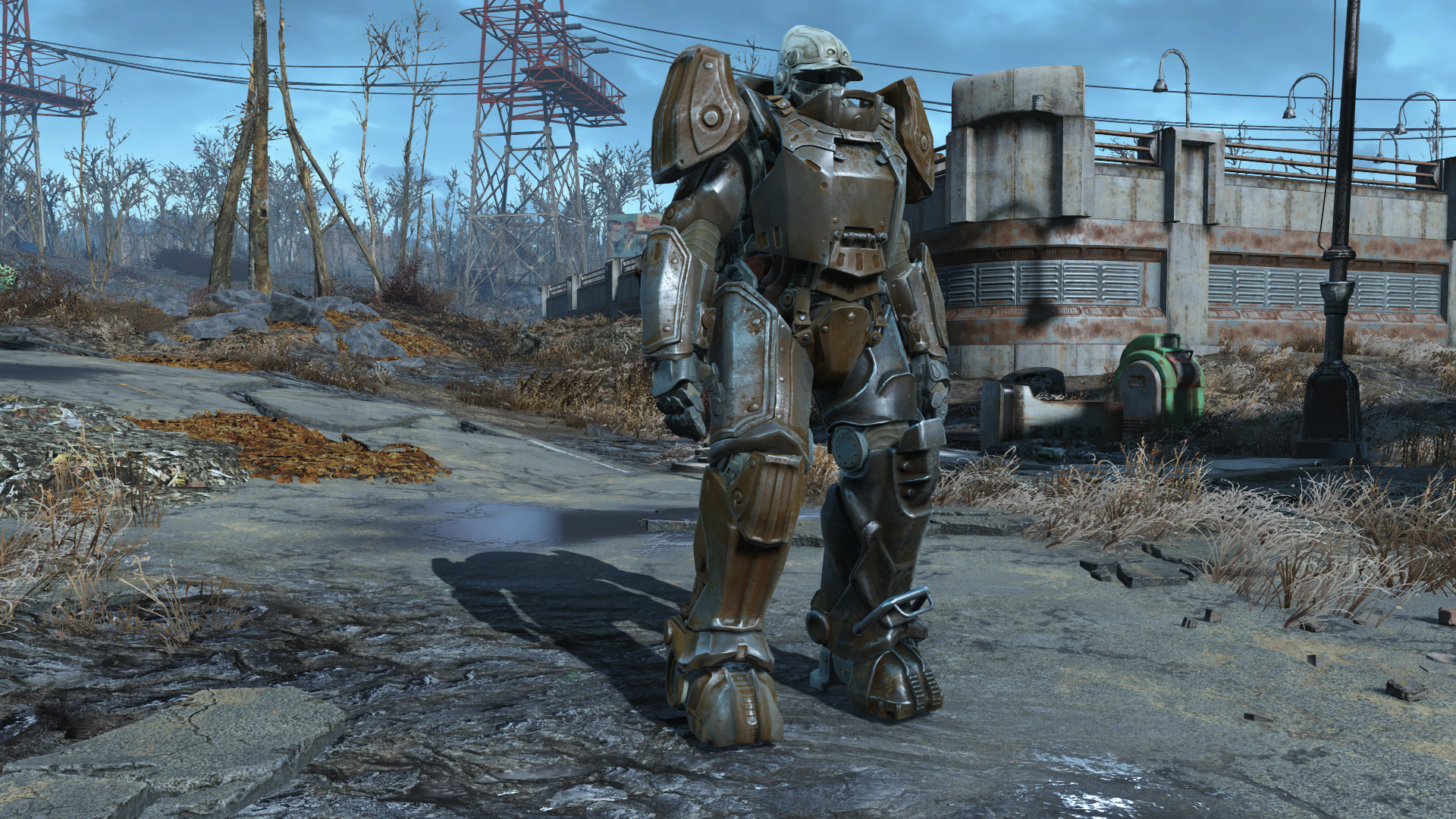 fallout 4 how to get sturdy leather armor