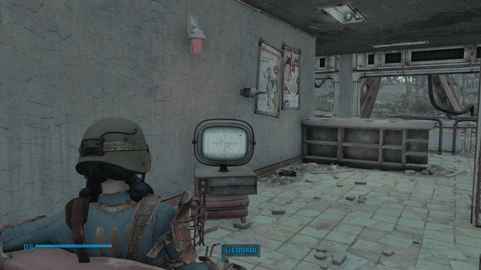 Please Stand By At Fallout 4 Nexus Mods And Community