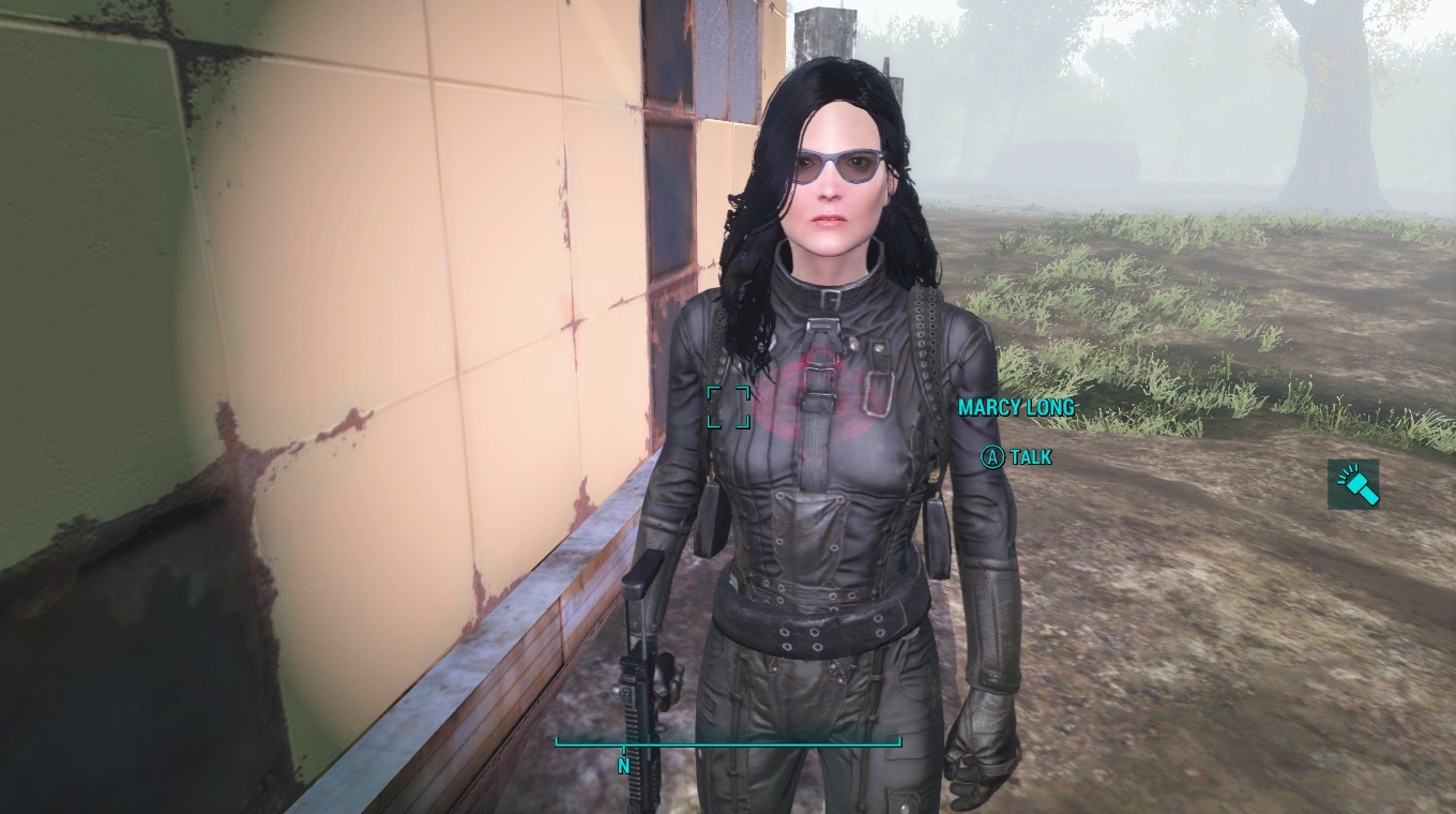 Marcy Long As The Baroness At Fallout 4 Nexus Mods And Community