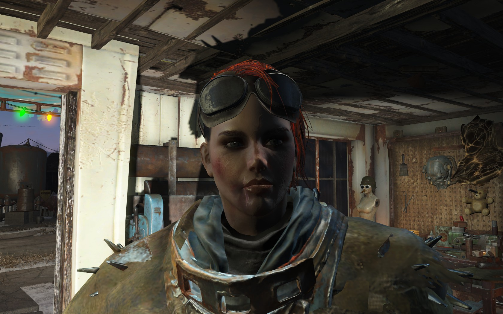 Custom Cait in Bad Lighting at Fallout 4 Nexus - Mods and