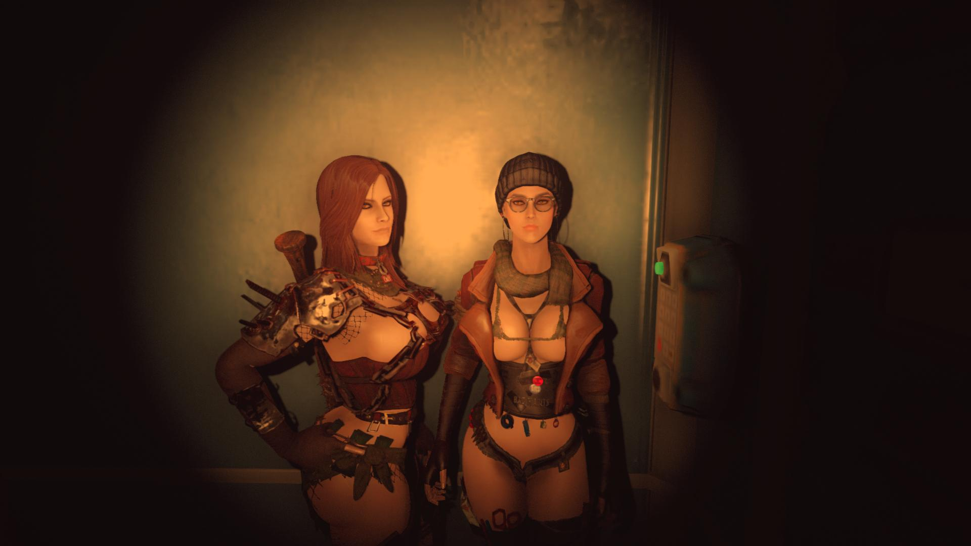 Hot Piper and Hot Cait at Fallout 4 Nexus - Mods and community