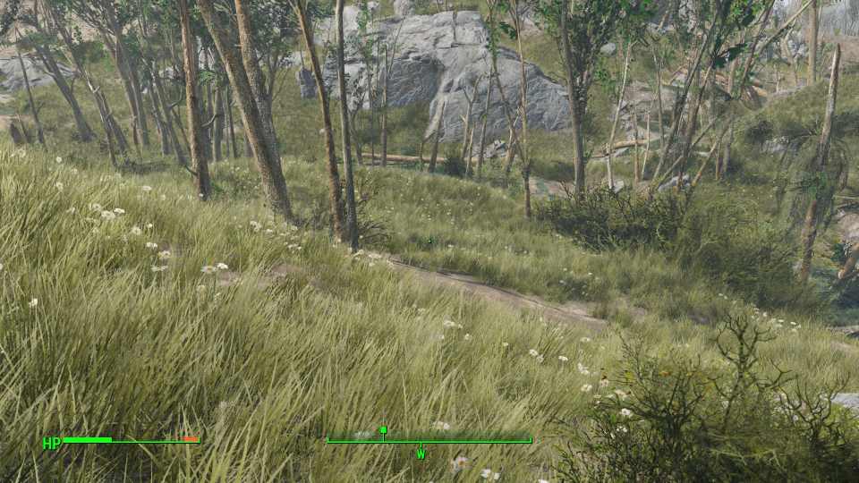 Fallout 4 Grass Mod WIP at Fallout 4 Nexus - Mods and community