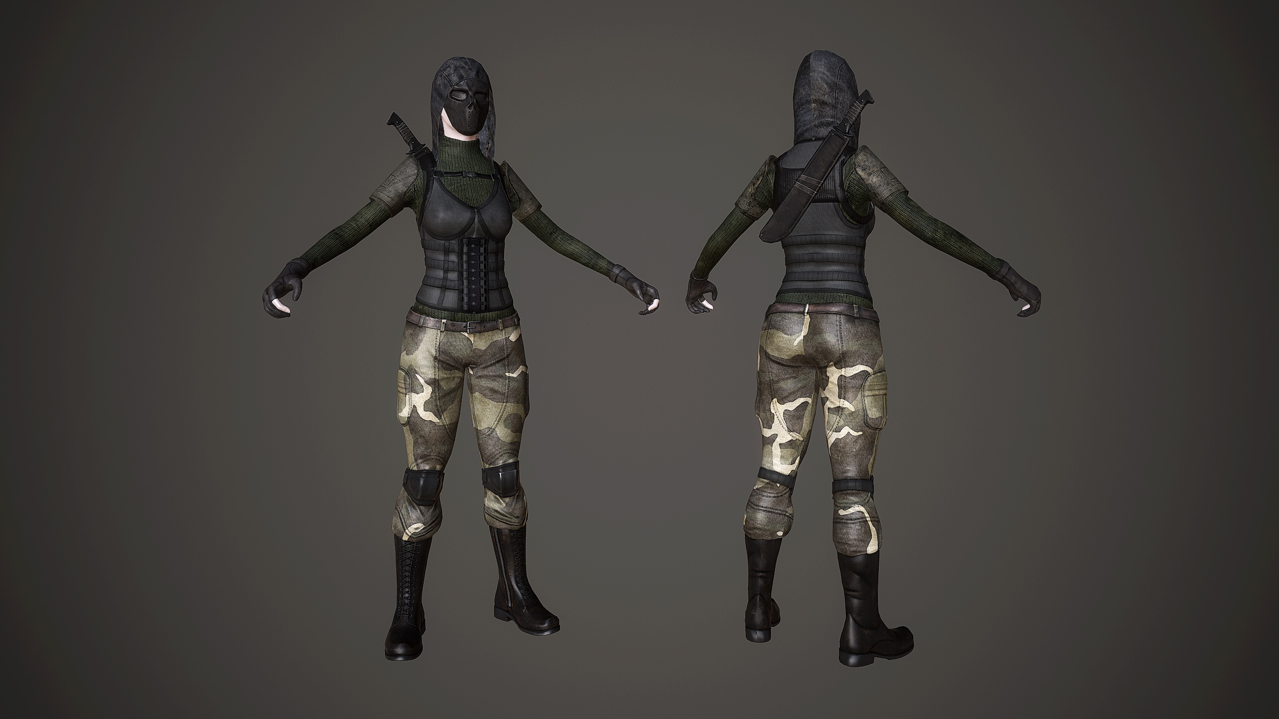 Female Tac Armor at Fallout 4 Nexus - Mods and community