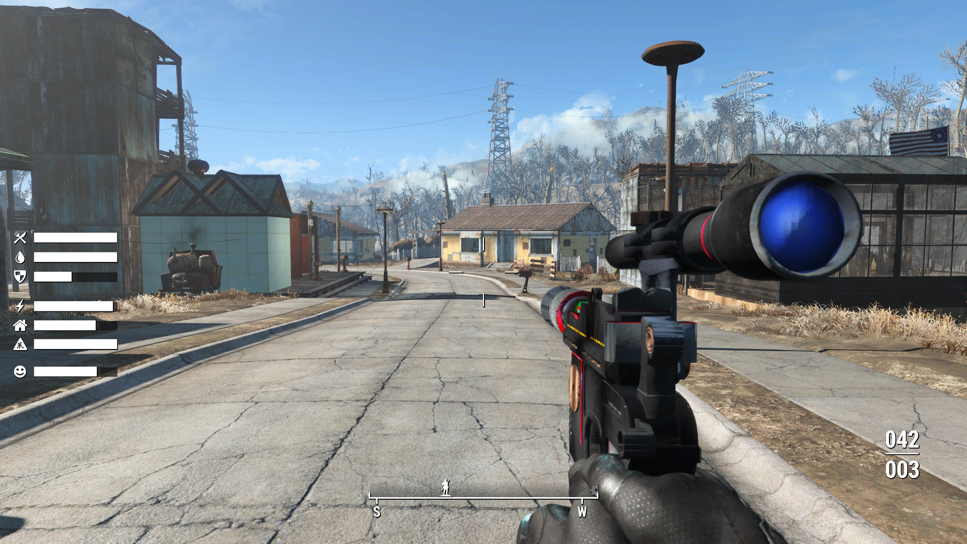 WIP First Person View of DL-44