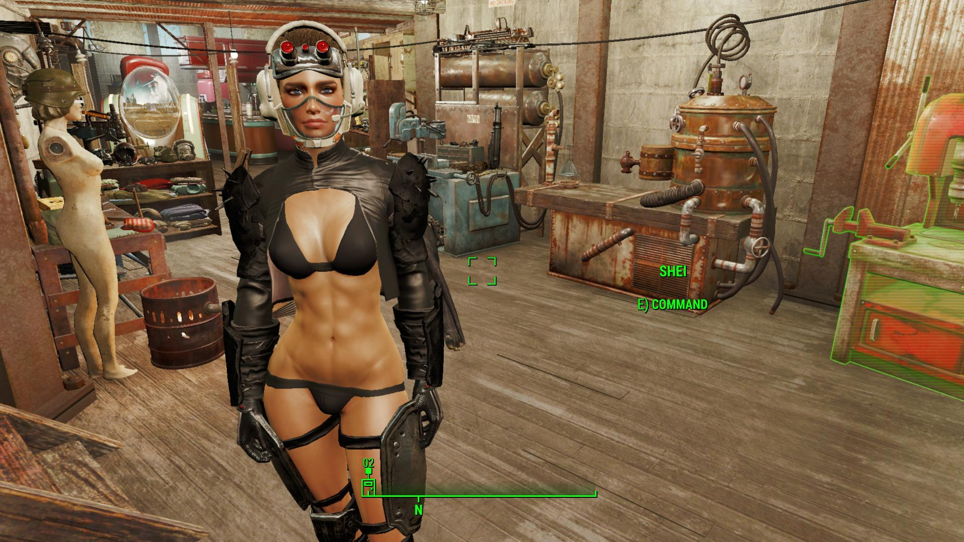 Pipin Hot Piper -- Gorgeous Reporter at Fallout 4 Nexus