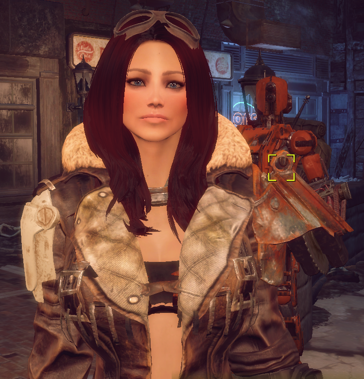 fallout 4 how to find ada
