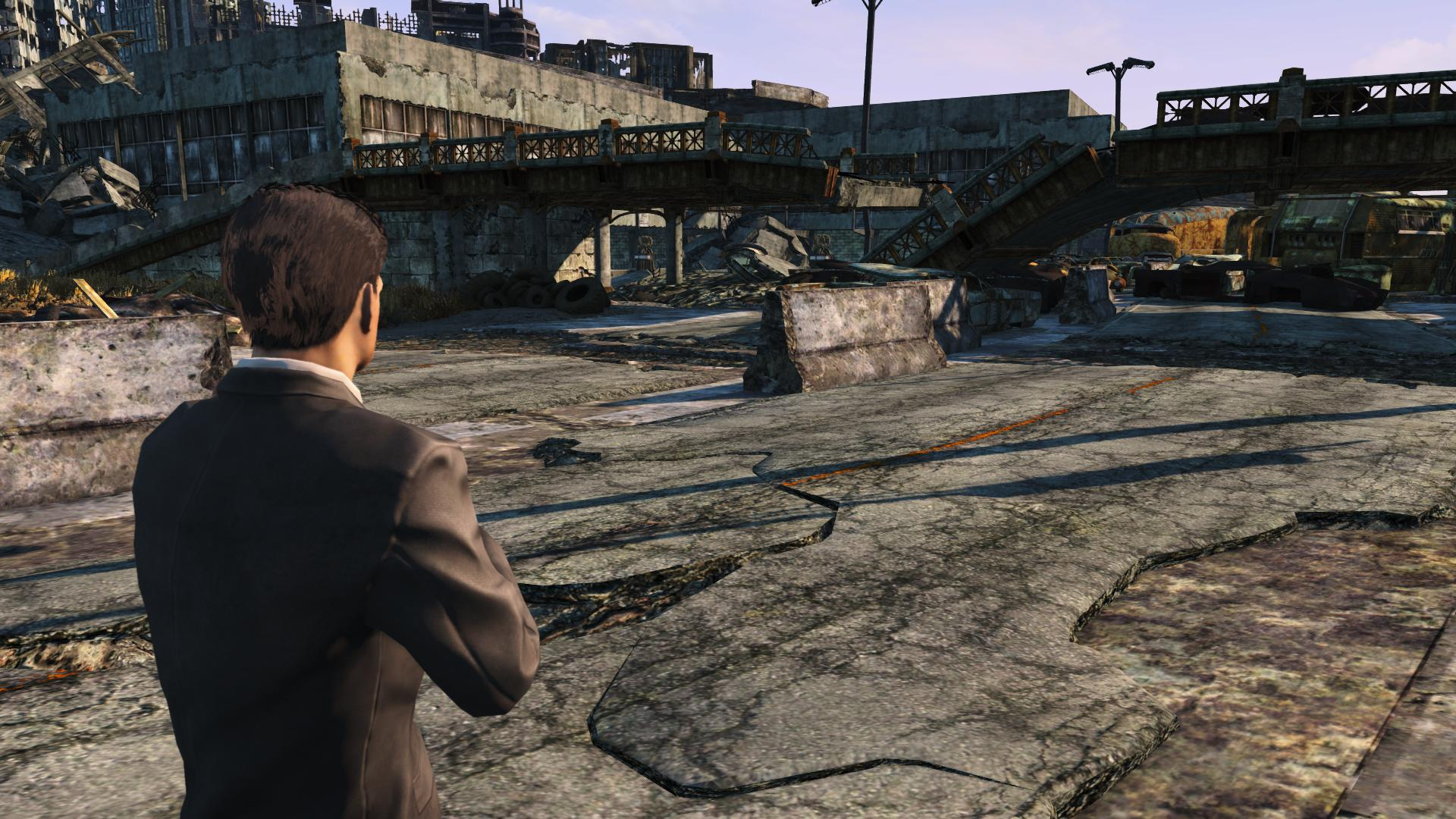 Fallout 3 Creation Engine version at Fallout 4 Nexus - Mods