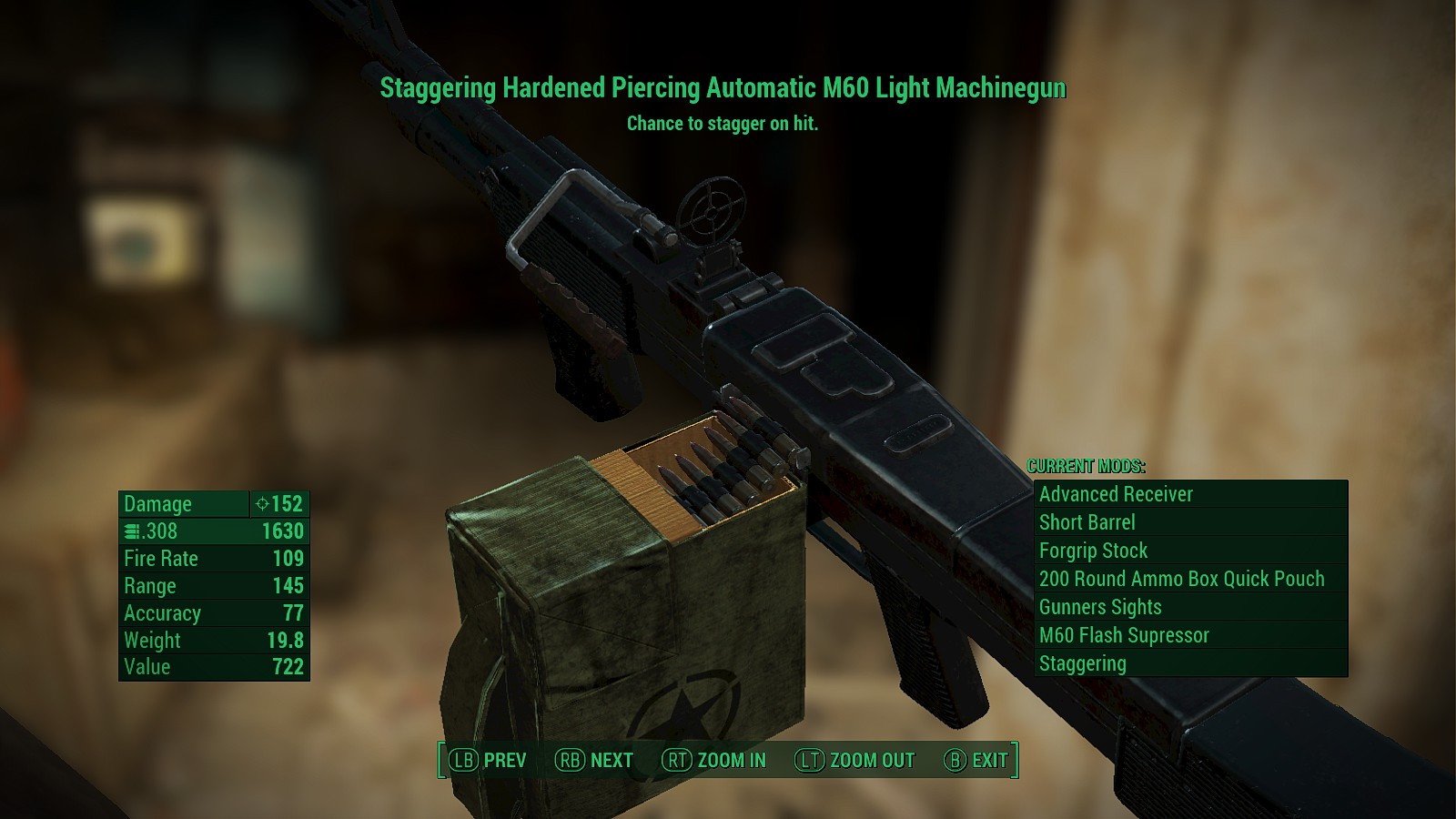 M60 cardboard quick mags at Fallout 4 Nexus - Mods and community