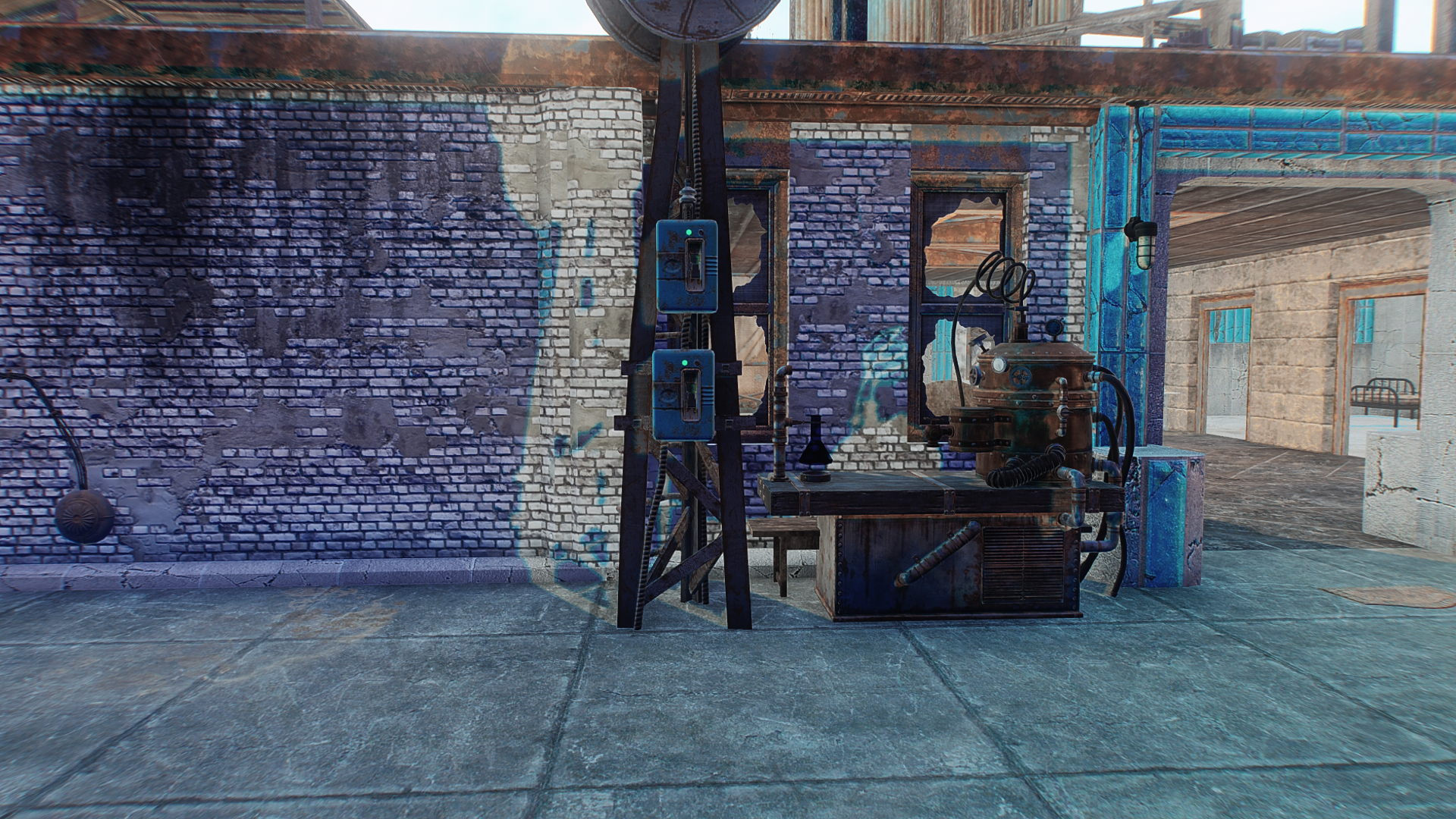 weird enb shadows at Fallout 4 Nexus - Mods and community
