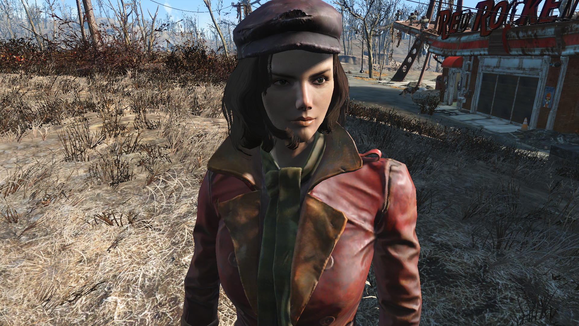 Piper LooksMenu preset is up at Fallout 4 Nexus - Mods and