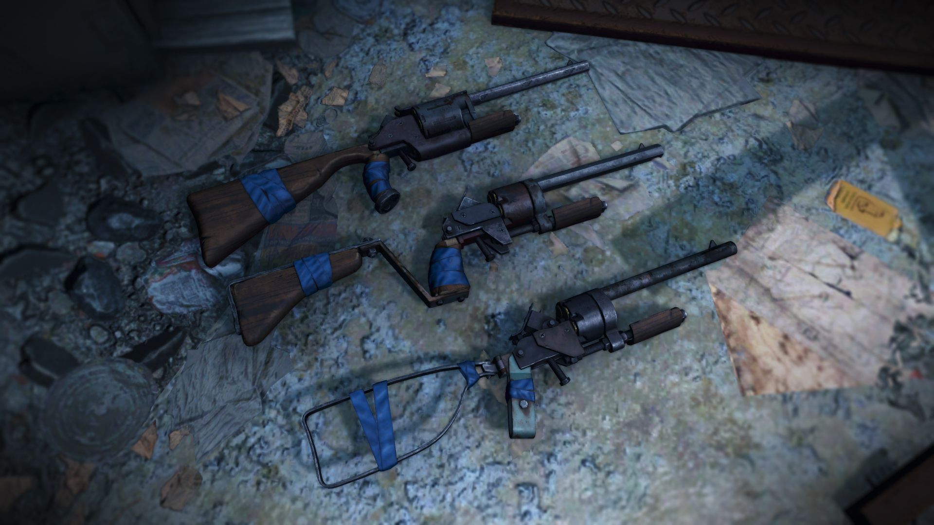 fallout 4 handmade revolver handmade revolver buttstocks at fallout 4 nexus mods and 1159