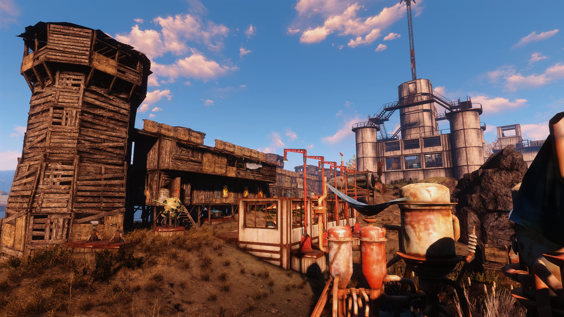 fallout 4 how to get to spectacle island