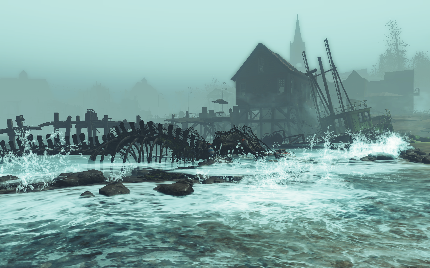Far Harbor Random Set At Fallout 4 Nexus Mods And Community