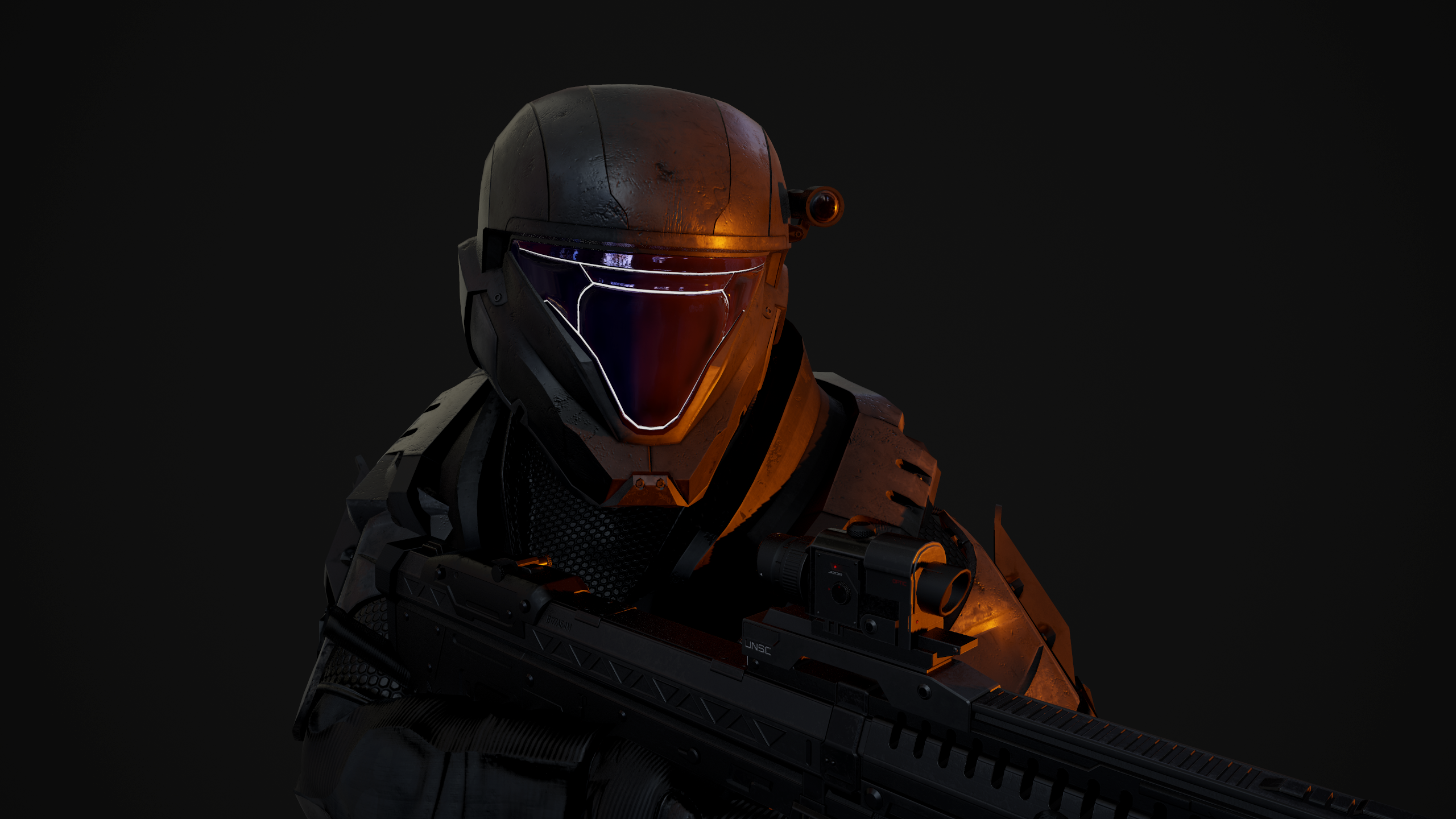 ODST WIP 2 at Fallout 4 Nexus - Mods and community