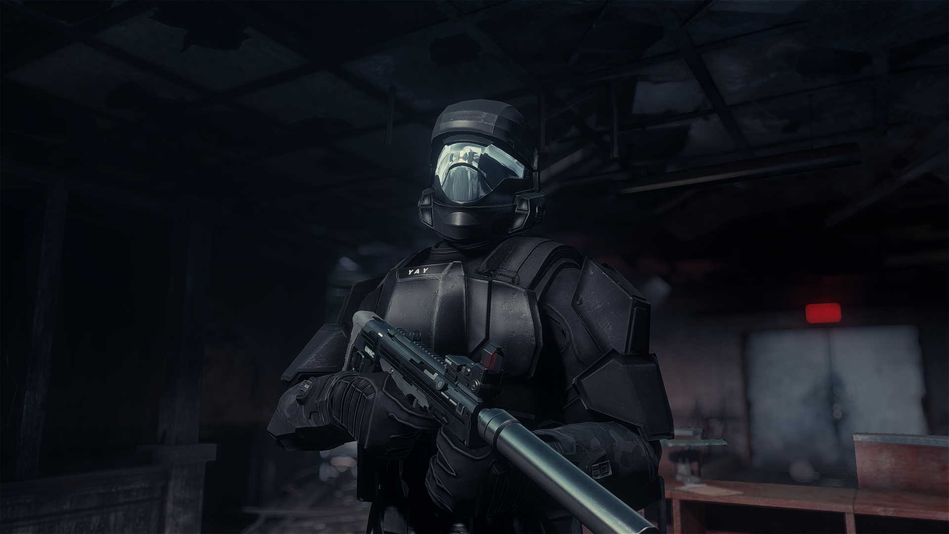 ODST WIP 4 at Fallout 4 Nexus - Mods and community