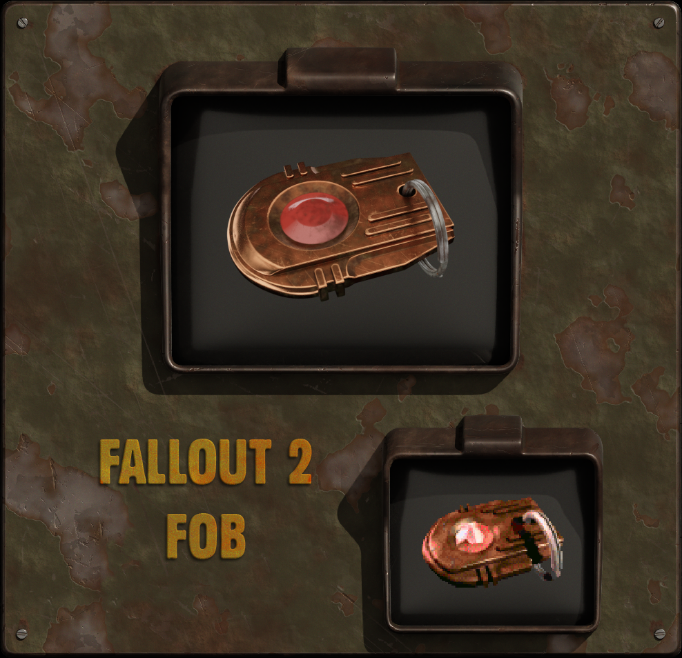 Fallout 2 FOB at Fallout 4 Nexus - Mods and community