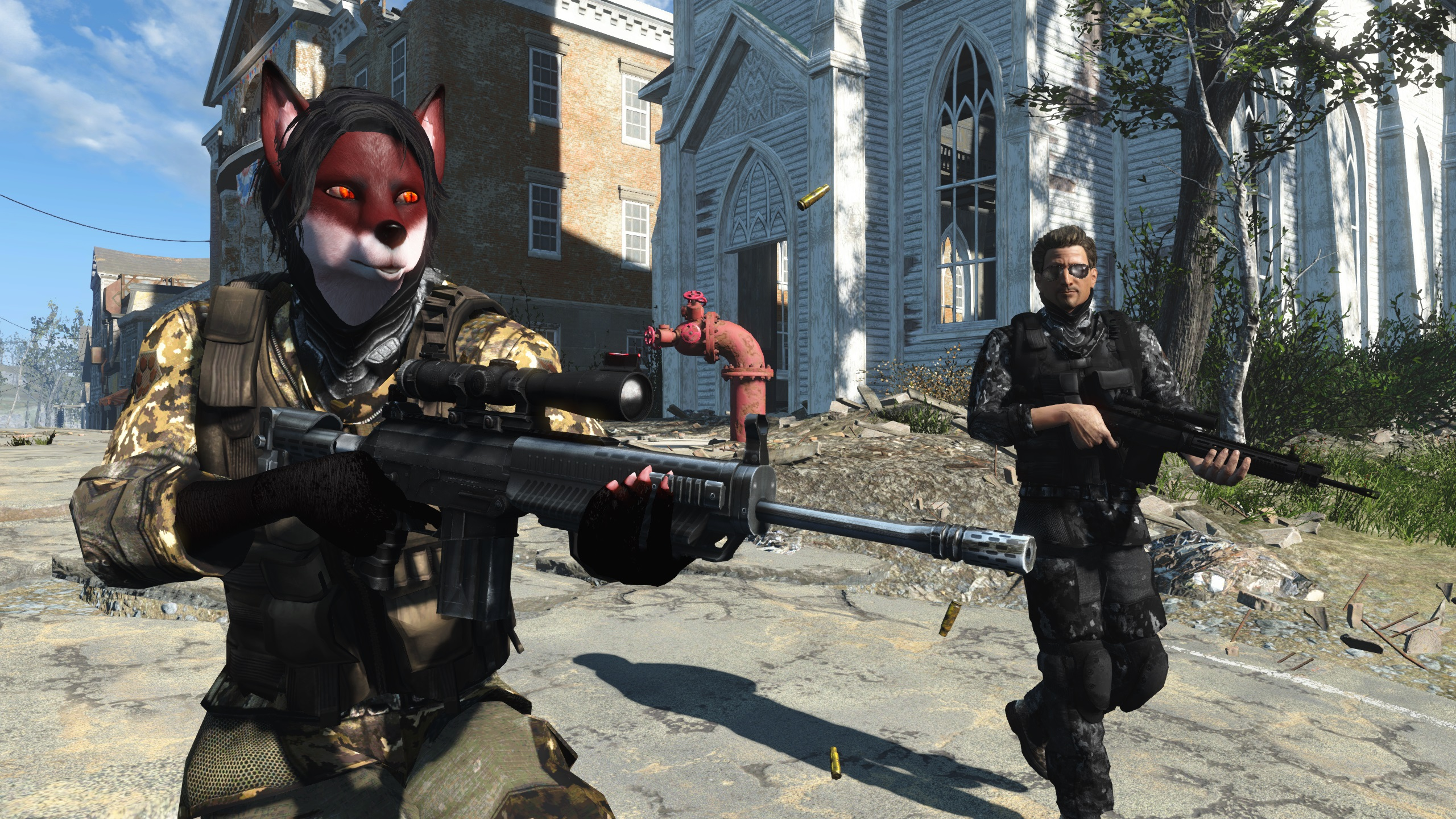 Arma 3 stuff in Fallout 4 at Fallout 4 Nexus - Mods and community