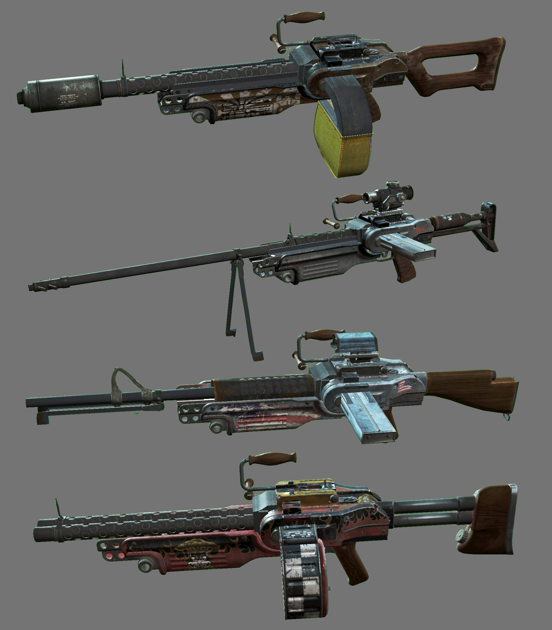 'Assault Rifle' Parts Coming Soon