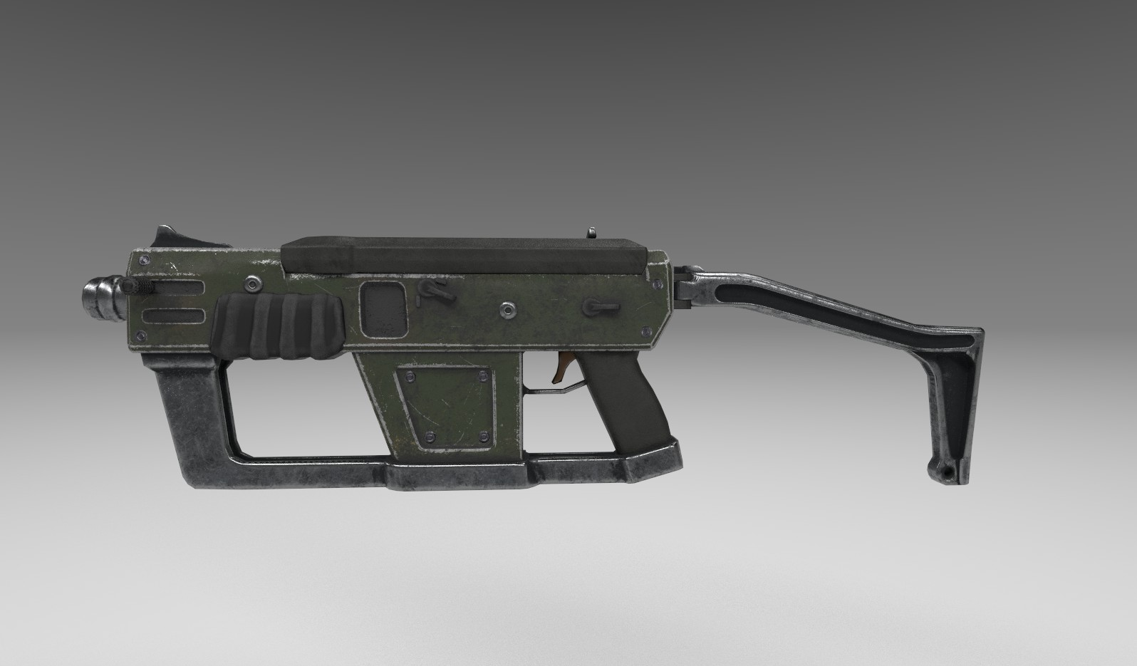 12_7 SMG Textured