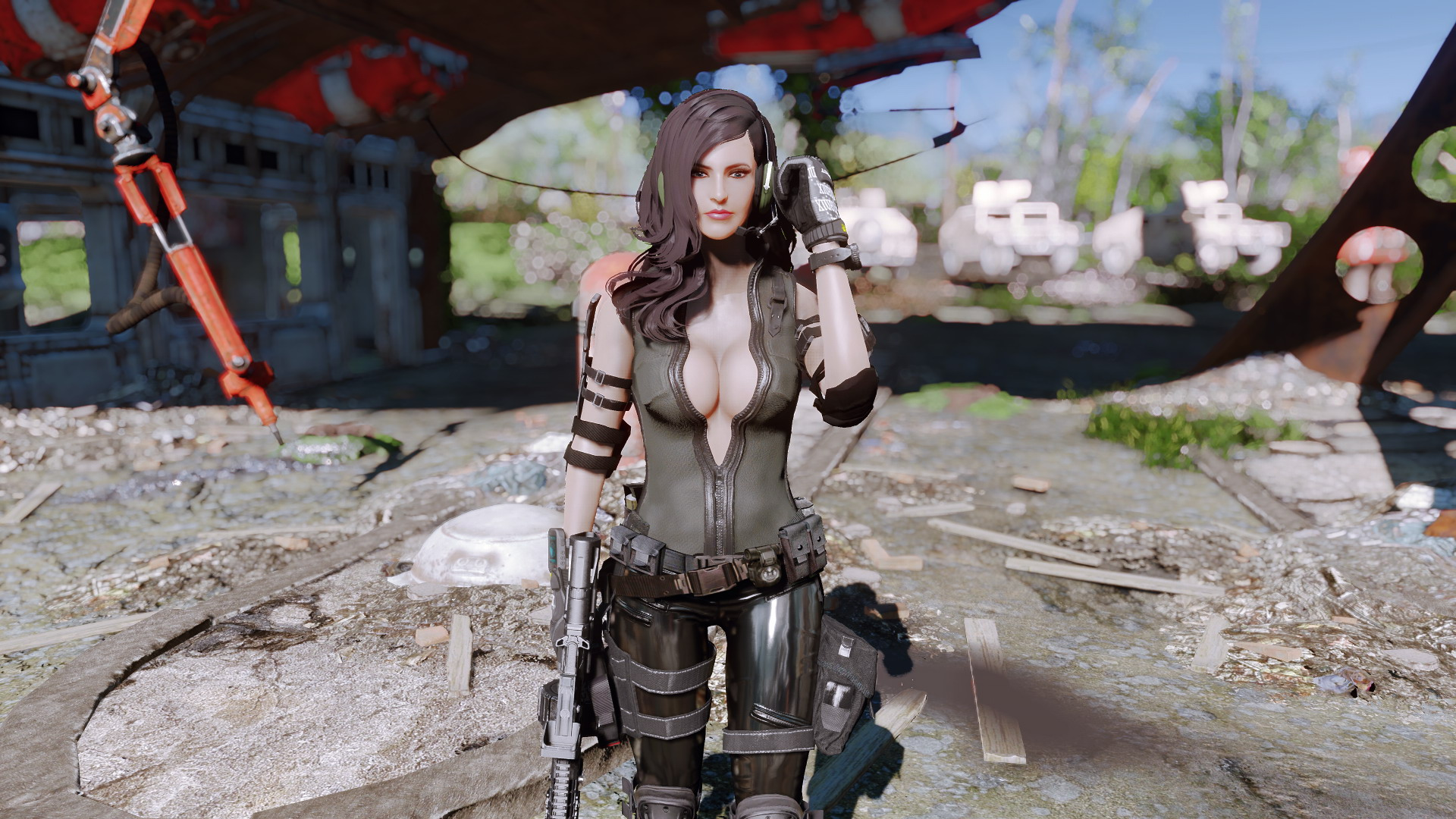 Nora at Fallout 4 Nexus - Mods and community
