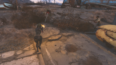 how to turn on high resolution texture pack fallout 4