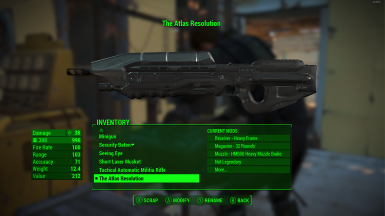 Custom Weapons of the Commonwealth- Short Update Episode