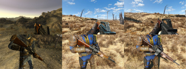Service Rifle Redux - Comparison screenshots