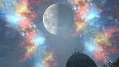Moon over the Commonwealth