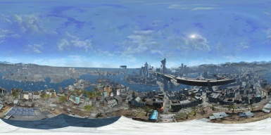 Photosphere of Bunker Hill