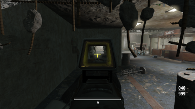 Fancy Reflex Sights WIP Prismatic Sight