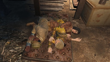 Diamond City Threesome
