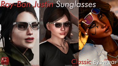 Ray-Ban Justin Sunglasses - Released