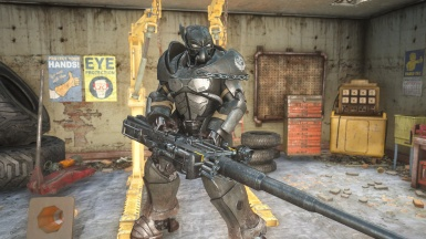 Midwestern Power Armor HD 2