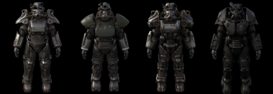 The Power Armor HD Project