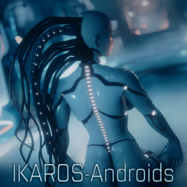IKAROS-Androids Alpha Build 1 is live